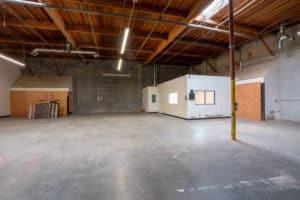 interior warehouse in Industrial Condominium Unit buildings for Sale in Oxnard, CA