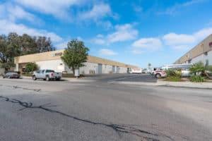 street view parking at Industrial Condominium Unit buildings for Sale in Oxnard, CA