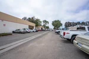 parking at Industrial Condominium Unit buildings for Sale in Oxnard, CA