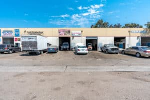 parking and garage of Industrial Condos for Sale in Oxnard, CA