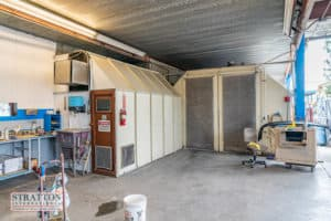 exterior shed of building for sale in Chino, CA