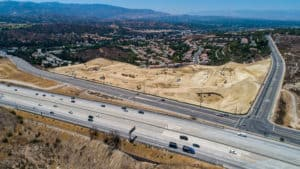 commercial land for sale in Santa Clarita, CA