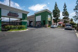 auto center exterior building for sale in Montclair, CA