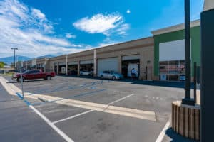 parking and exterior building for sale in Montclair, CA