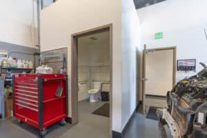 bathroom in building for sale in Montclair, CA